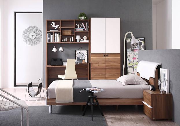 折叠家具 把创意塞满整个房间