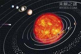 幸神星,太阳系中最大的行星(有望成为第九行星)