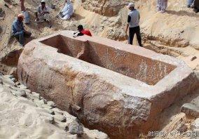 埃及发现重达60吨的石棺,难道埃及法老是巨人?