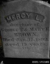 新英格兰最后一位吸血鬼,梅西布朗不会腐化的尸体