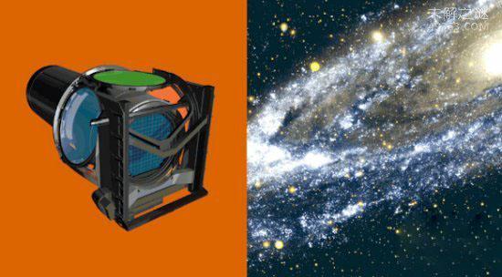 <b>32亿像素!人类打造最强相机寻外星人</b>