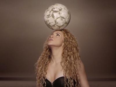 众球星助阵世界杯野性神曲MV《 La La La》