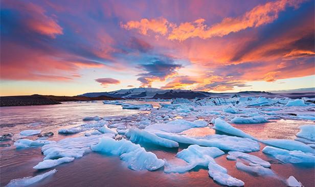 超唯美极致纯净世界航拍《觉醒冰岛》
