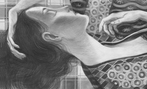 Kalina Muhova 时尚插图作品【Feel what you feel】