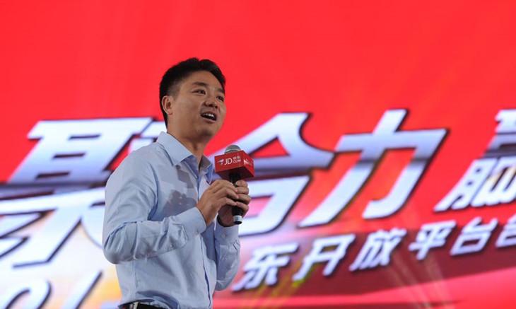 刘强东:我如何从卖