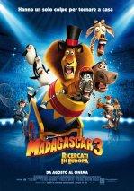 动物园到马戏团与焰火——《马达加斯加3》