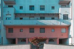 色彩&几何艺术 | 摄影师Luca Abbadati 建筑摄影作品