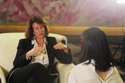 世界设计组织主席路易莎·波切托专访