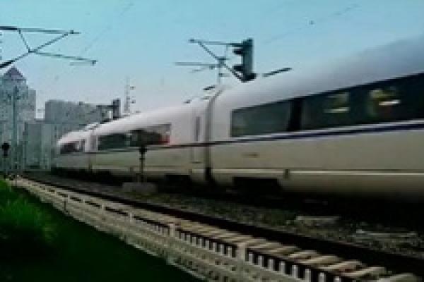 铁道部1850万宣传片《中国铁路》