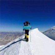 开创中国7000米雪山速攀记录后,珊瑚想无氧速攀8000米