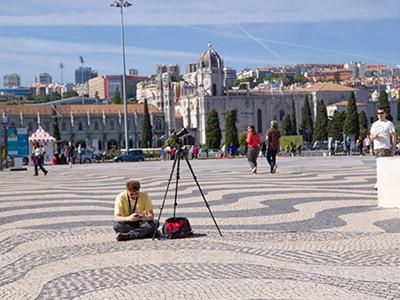 创意趣味城市延时摄影《Portugal》
