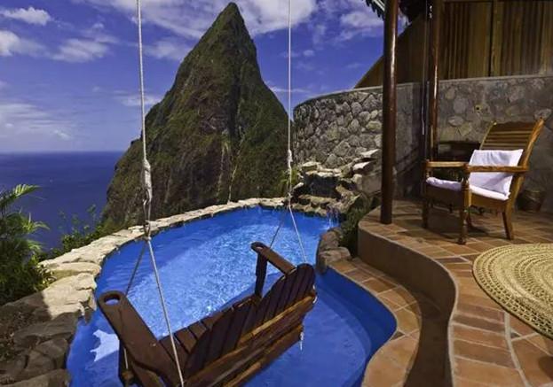 盘点那些全世界最棒的酒店,看了第一眼就不想走了